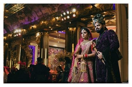 royal wedding in delhi