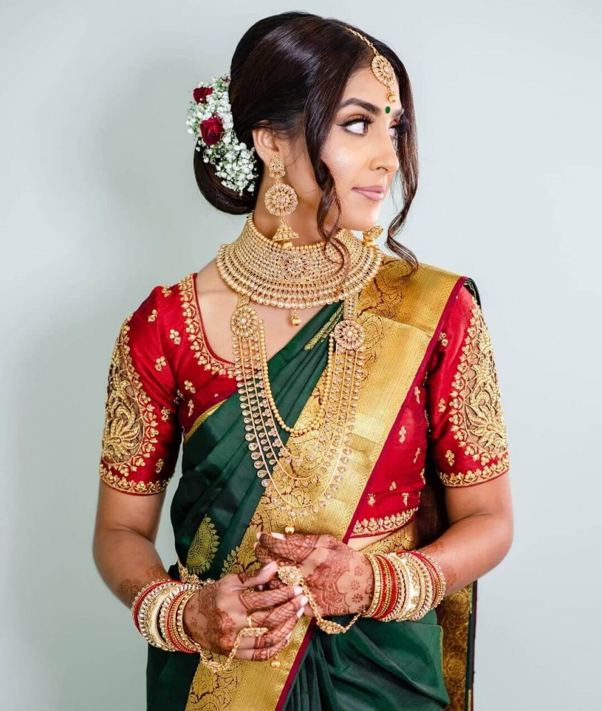 Kanjeevaram sarees