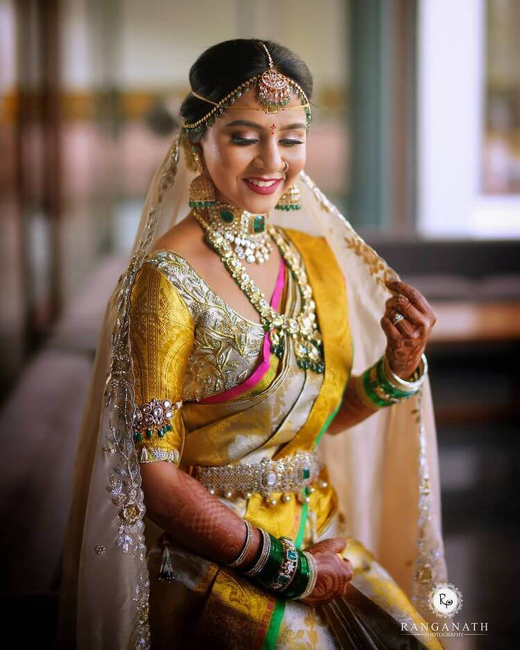 south indian bridal ideas