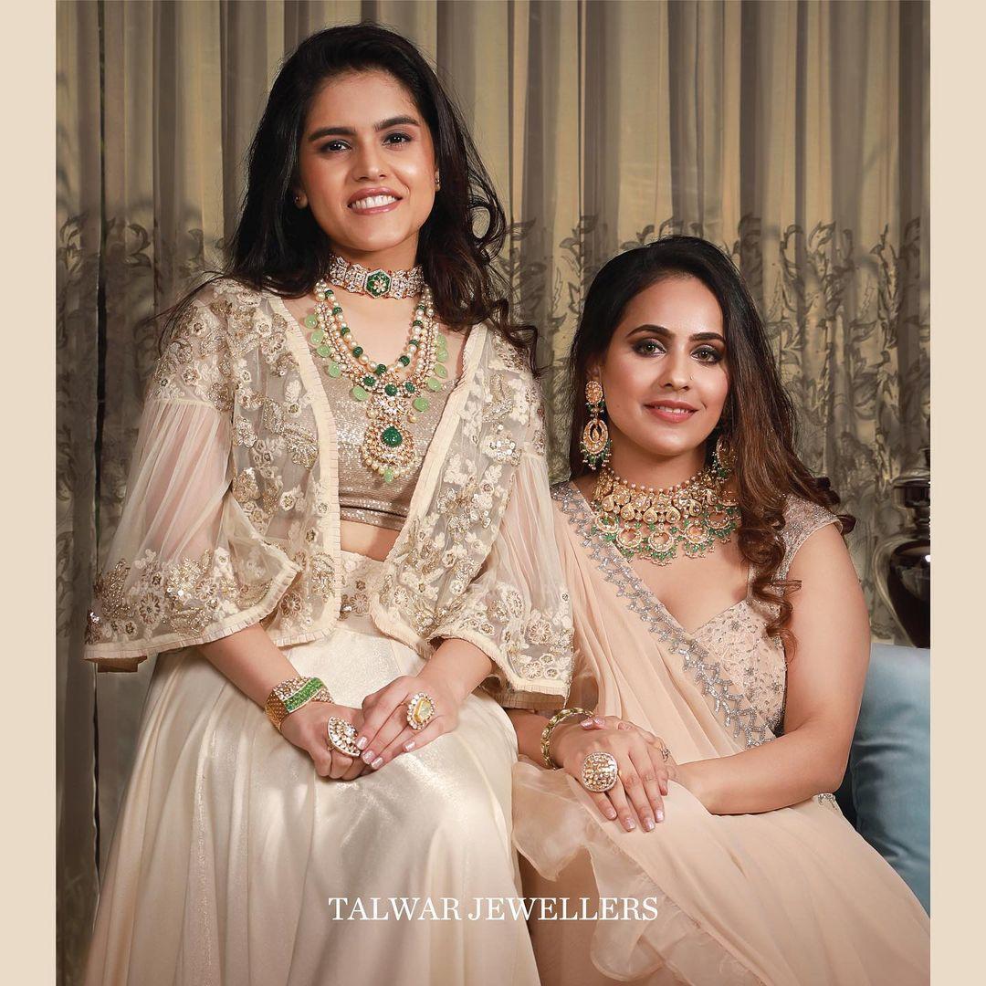 bridal jewellery ideas