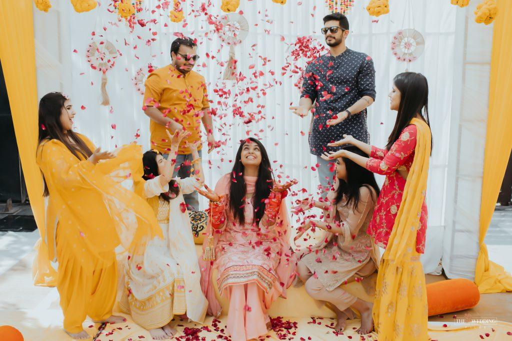 Cross-Cultural Indian Wedding
