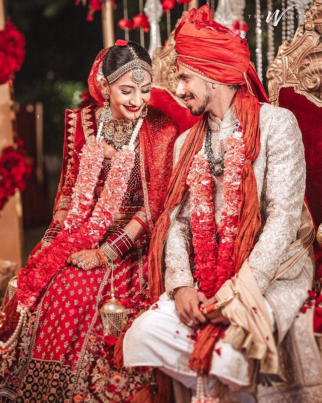 Yuzvendra Chahal's Wedding