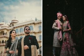 Destination wedding in Noor Mahal