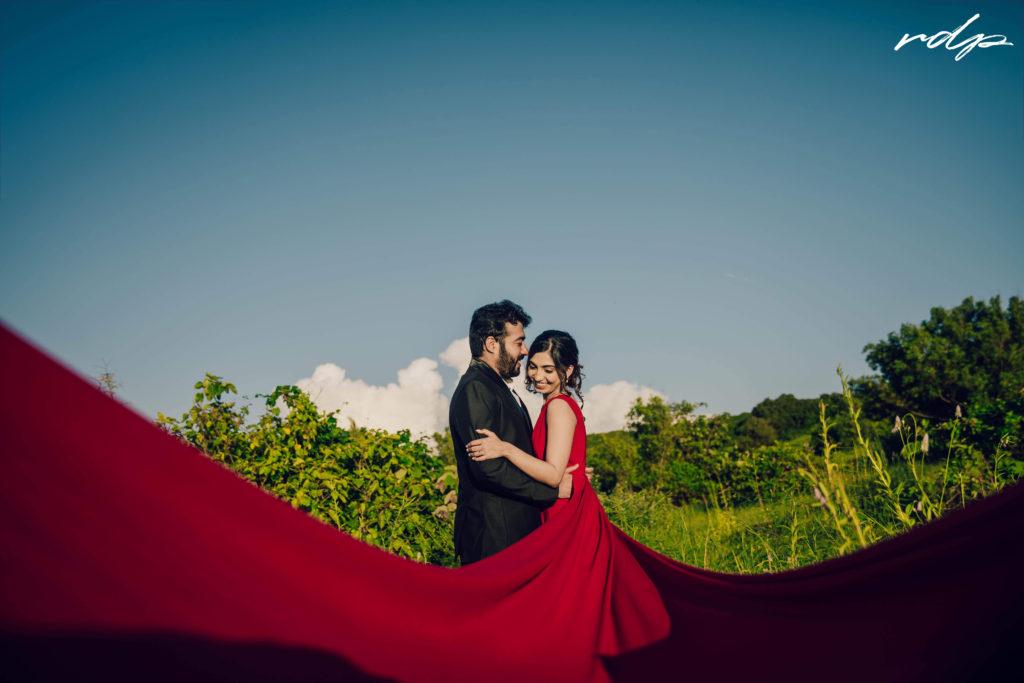 Goan Ghat pre-wedding shoot