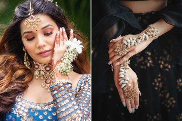 Hand Jewelry Designs