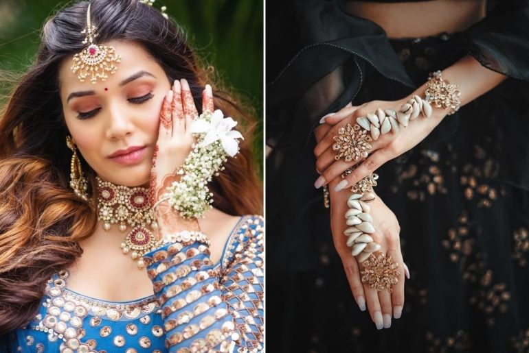 Trending Hand Jewellery Ideas That'll Amplify Your Bridal Jewelry Game
