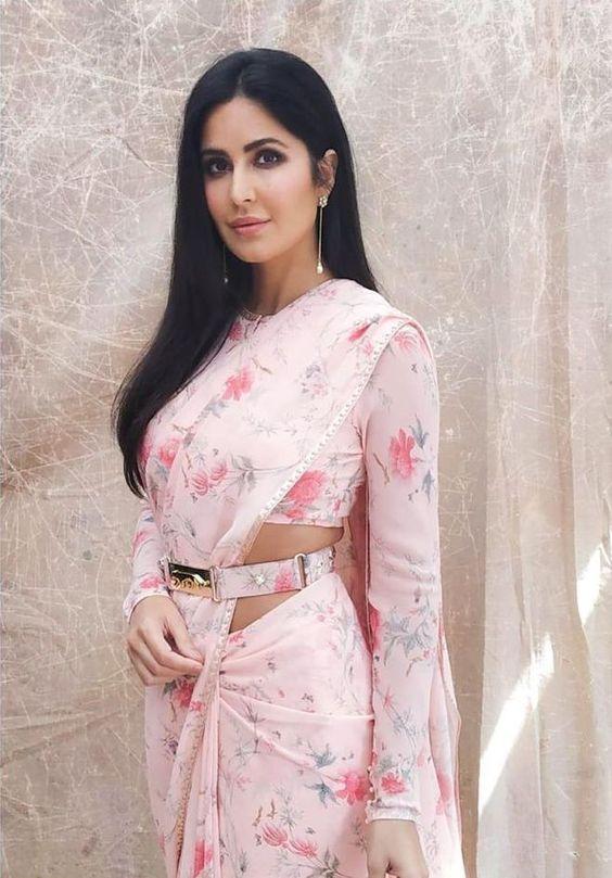 Katrina Kaif Sabyasachi lehenga and belt