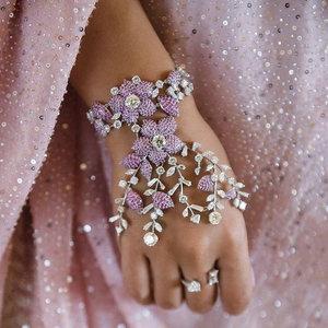 Non floral corsage design