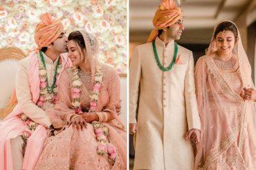 Pankaj Advani Wedding