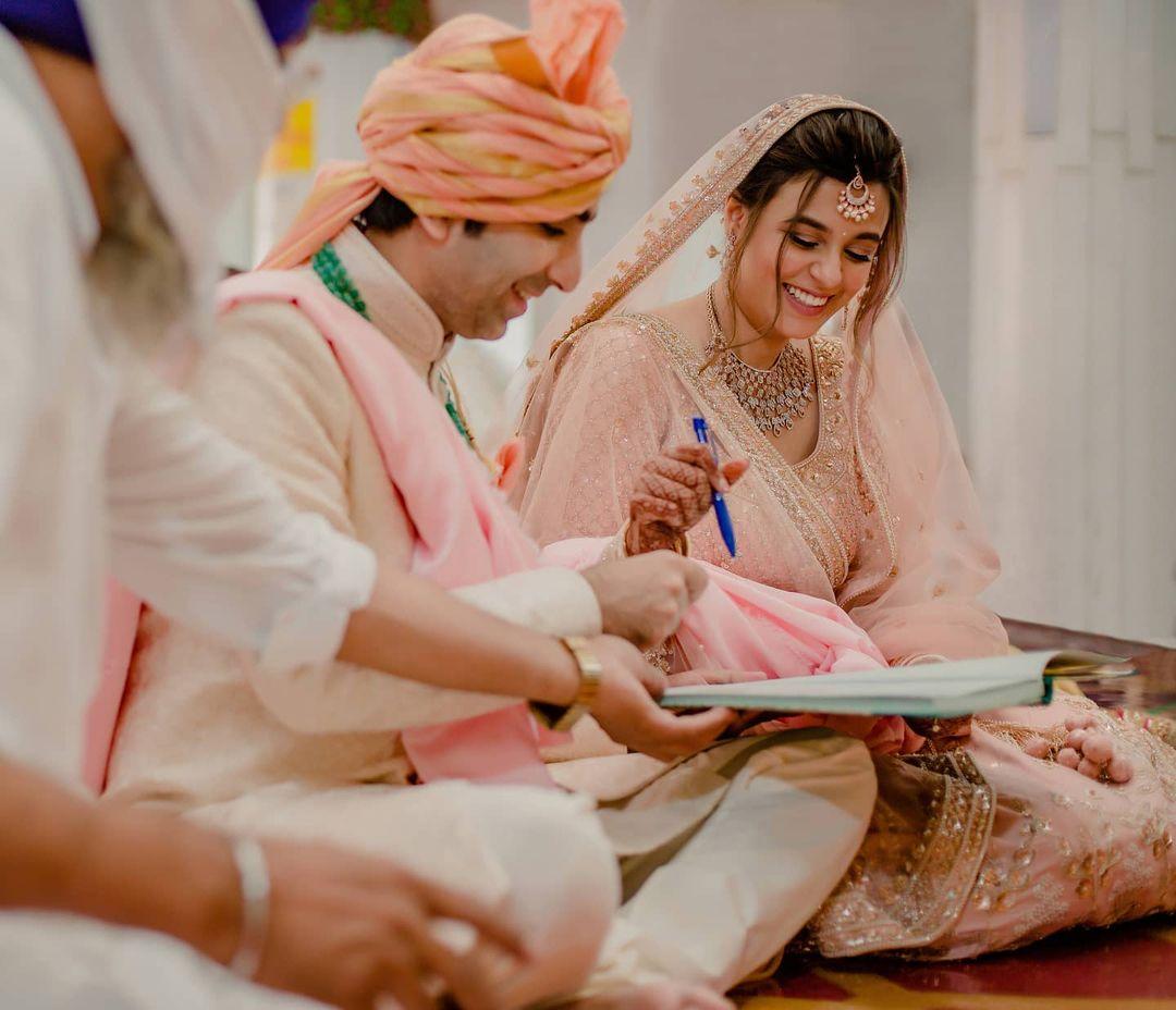 Pankaj and Saniya Gurudwara Wedding
