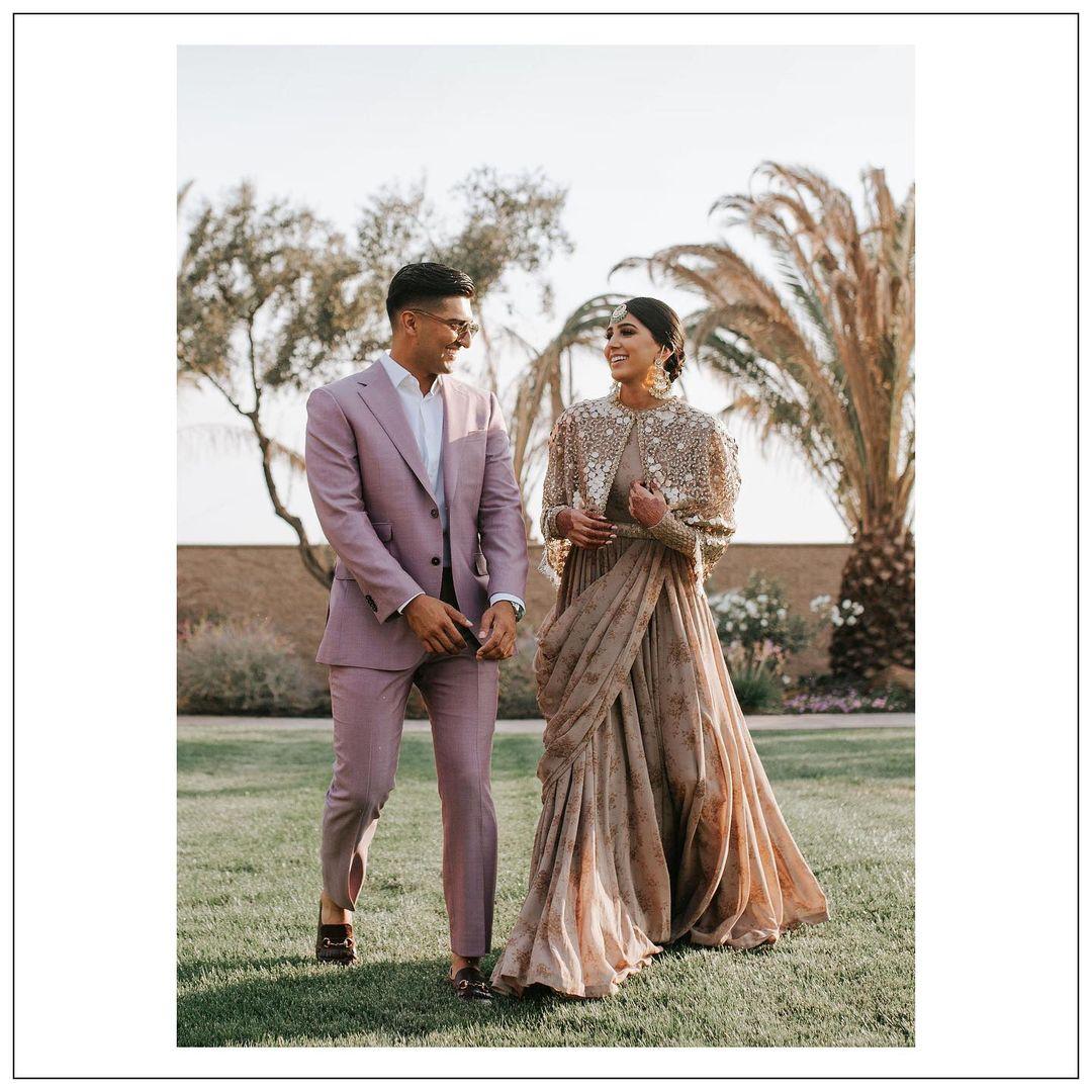 Sabyasachi bridal saree