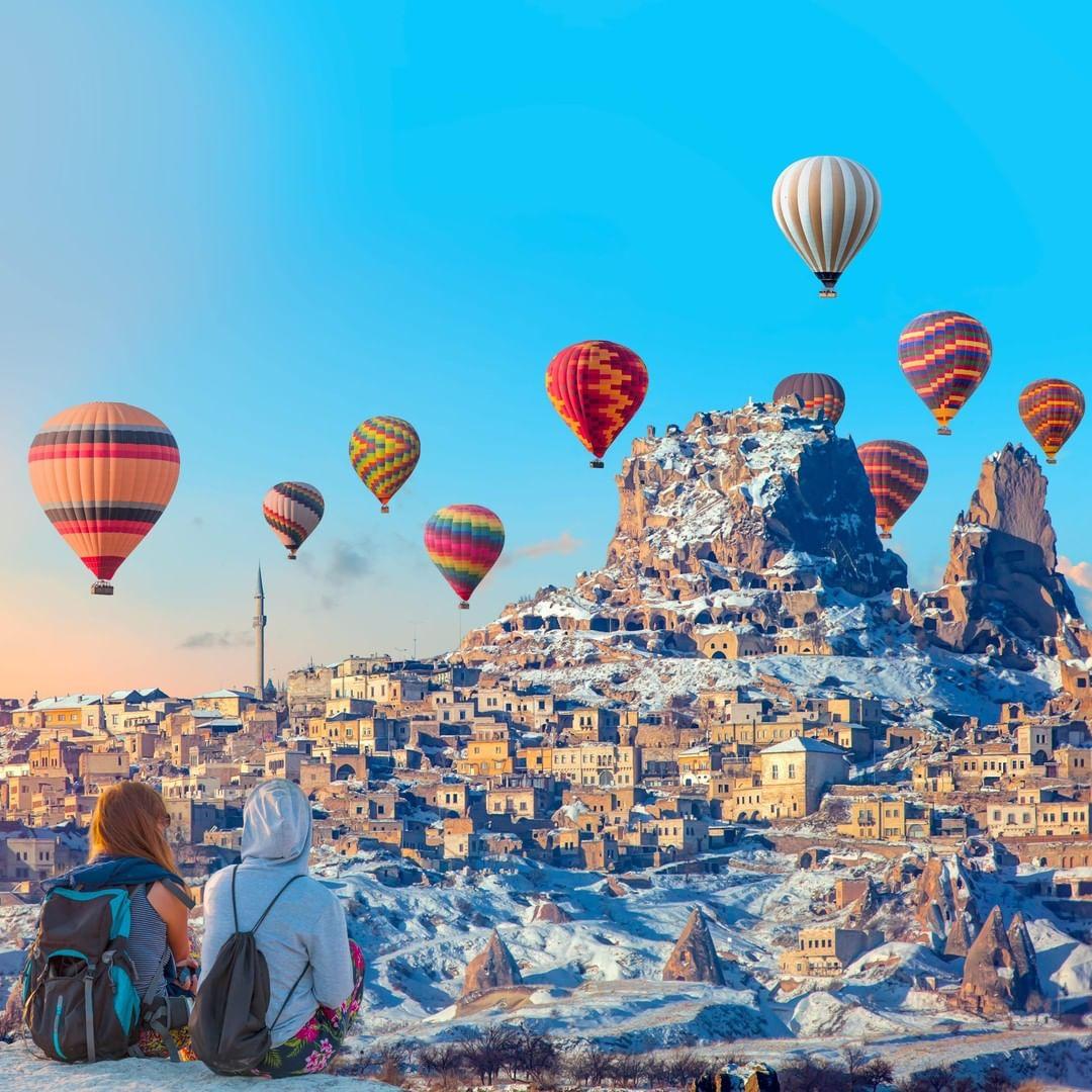 Turkey honeymoon spots