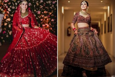 Wedding Outfits By Payal Keyal