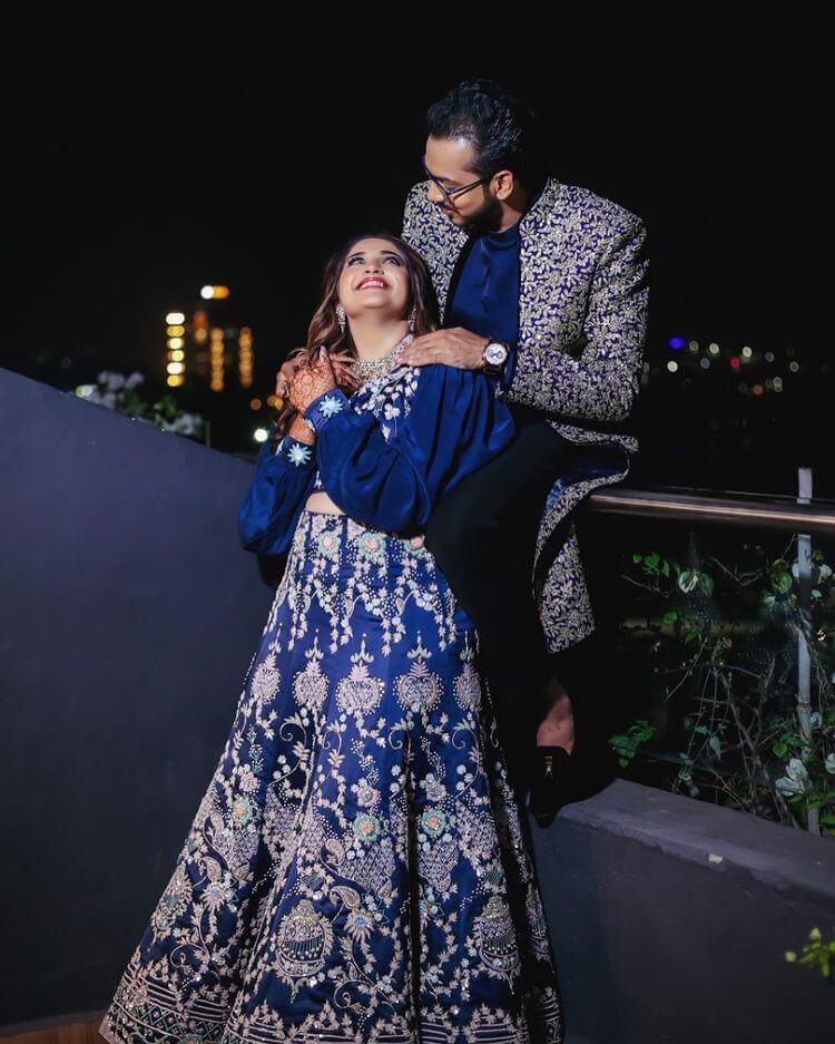 sangeet bridal dresses