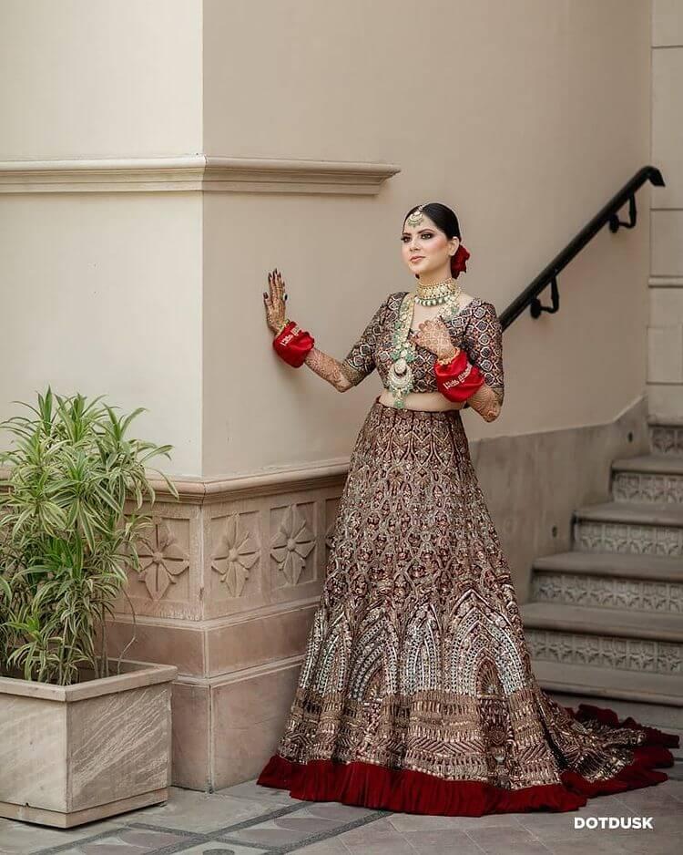 best bridal lehengas