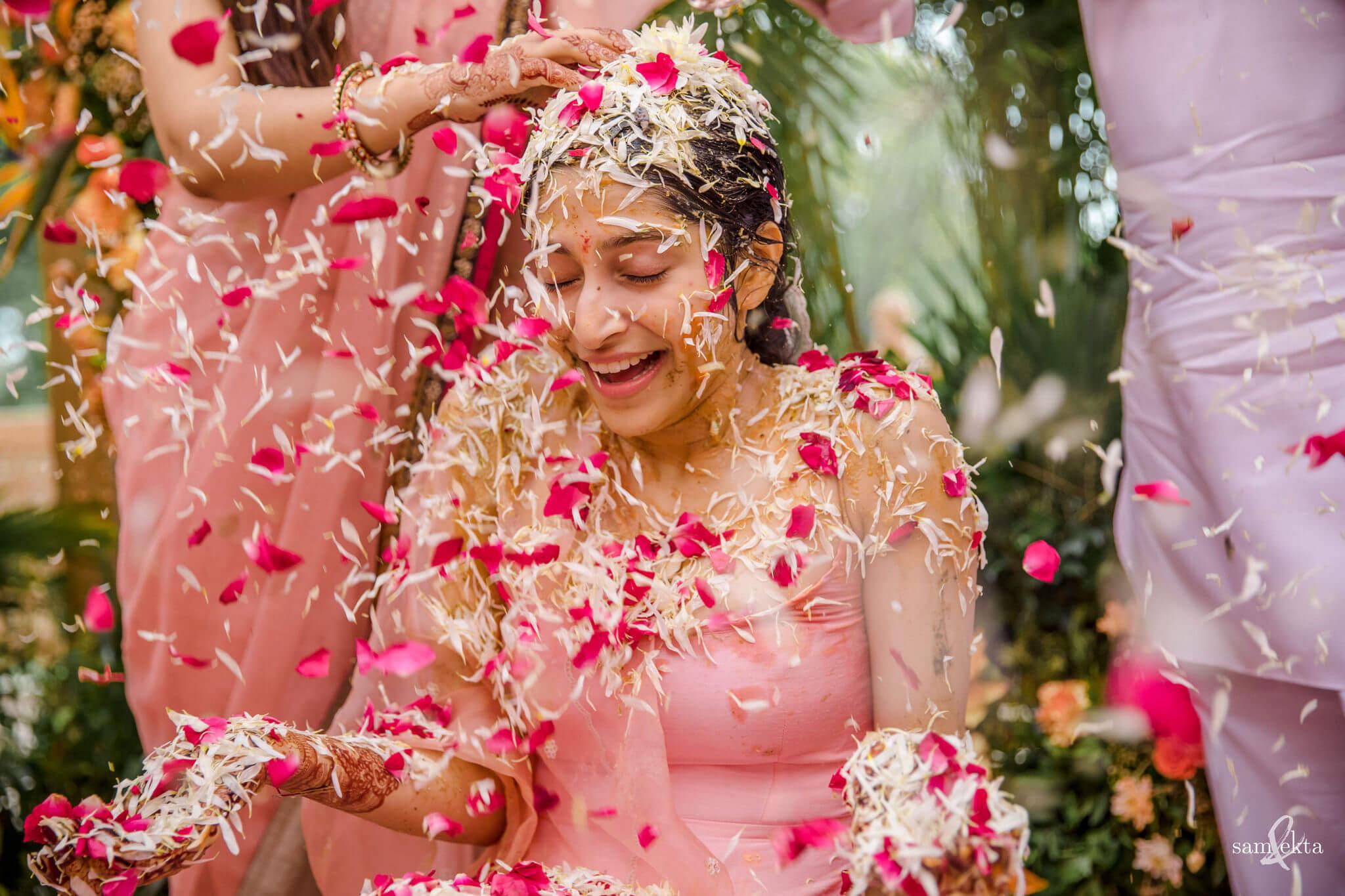 bridal flower shower