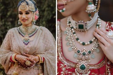 bridal wedding jewellery