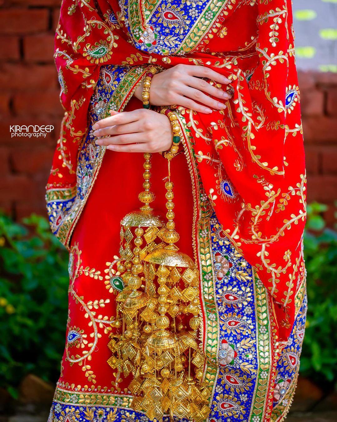bridal kaleera designs