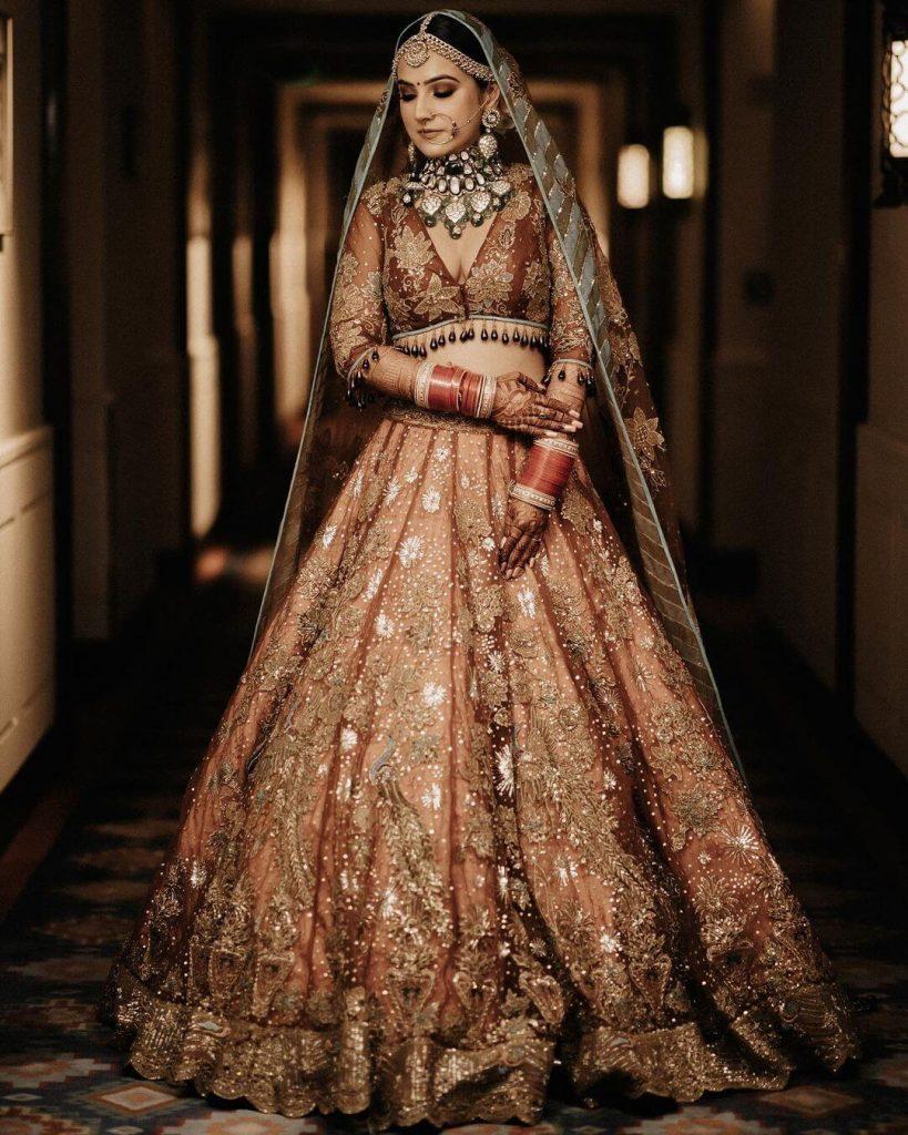 latest bridal colors