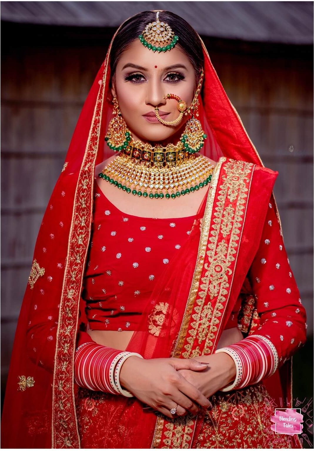 Bridal Makeup Artists In Ahmedabad