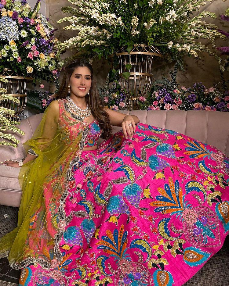 unique bridal wear