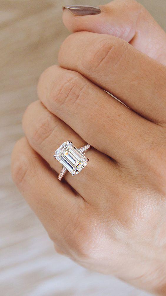 dainty diamond wedding ring