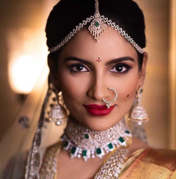 diamond south indian jewelry