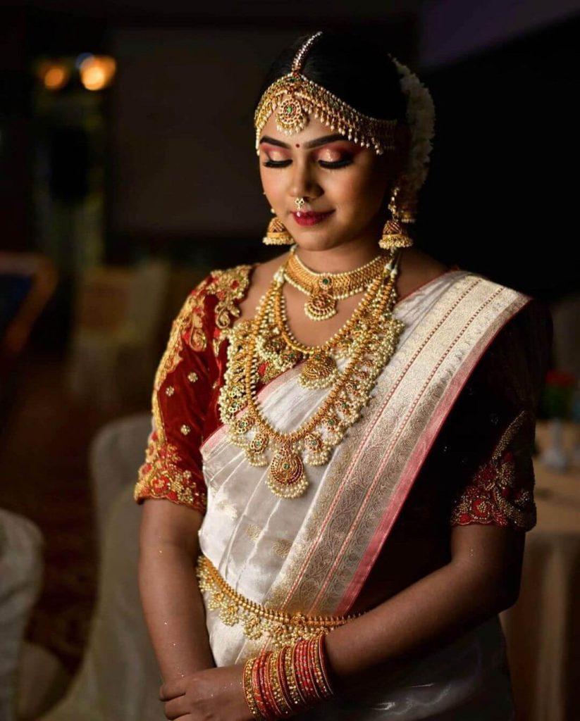 gold bridal jewellery ideas
