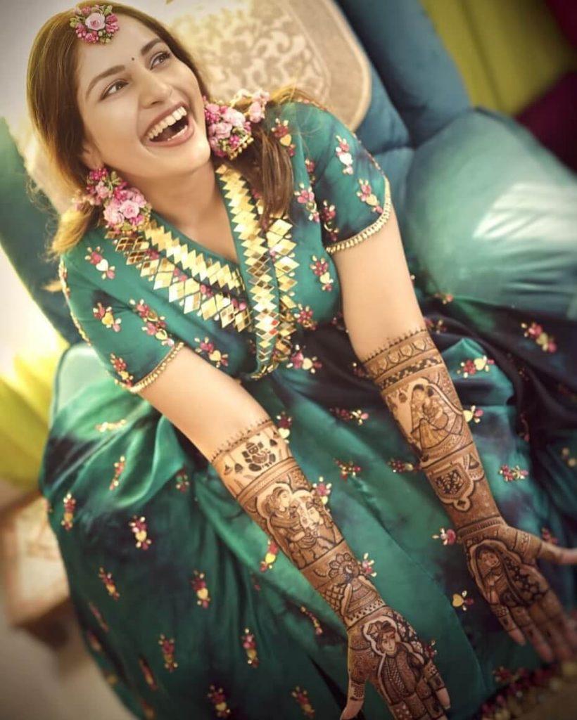 Singer Aishwarya Bhandari