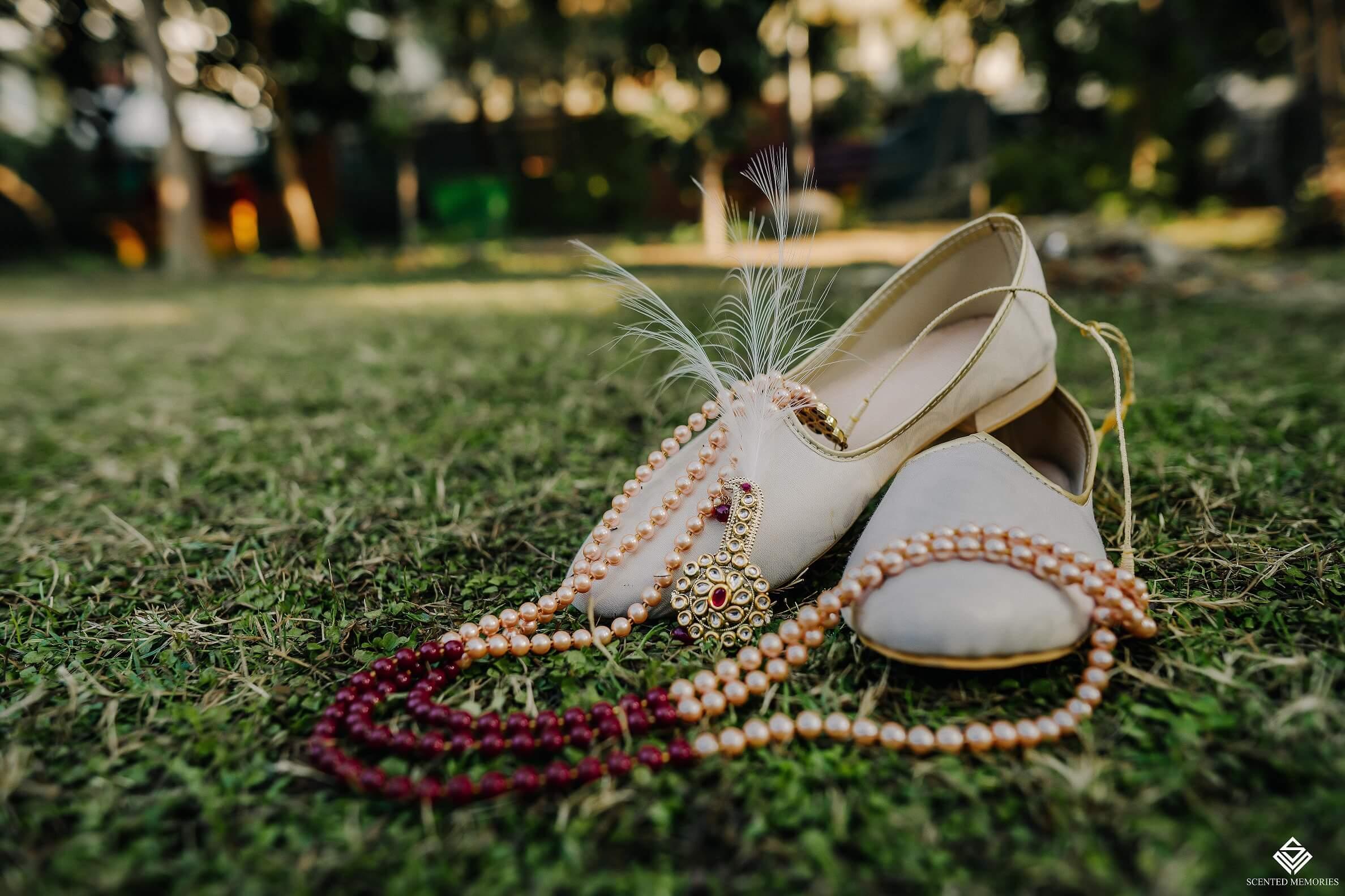 groom accessories shot