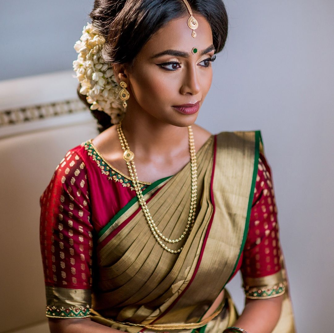 minimal south indian jewelry