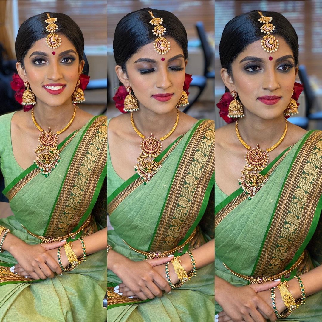 modern south indian gold jewellery