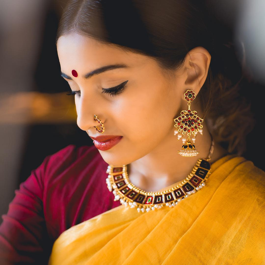 modern south indian jewellery
