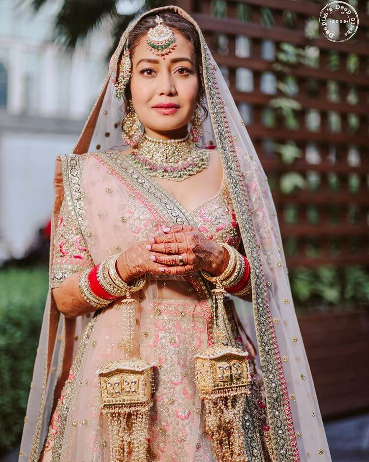 neha kakkar bridal jewellery