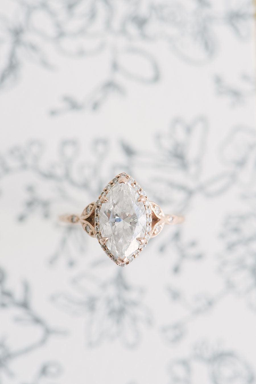 oval shaped wedding ring