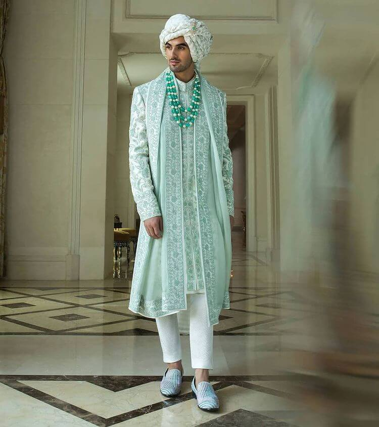 Outfit Color Combinations For Grooms