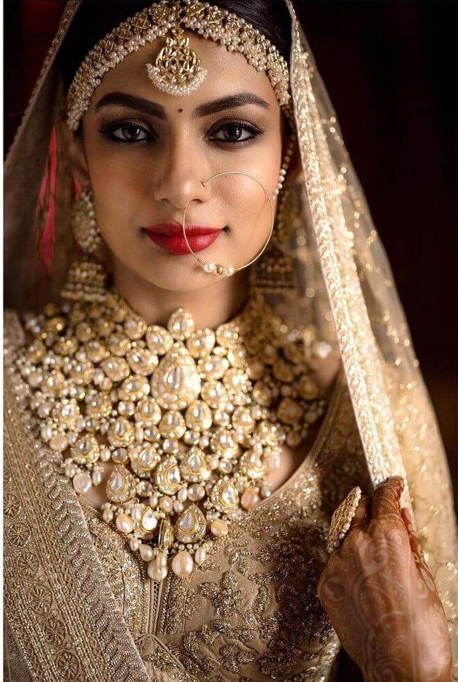 polki wedding jewellery ideas