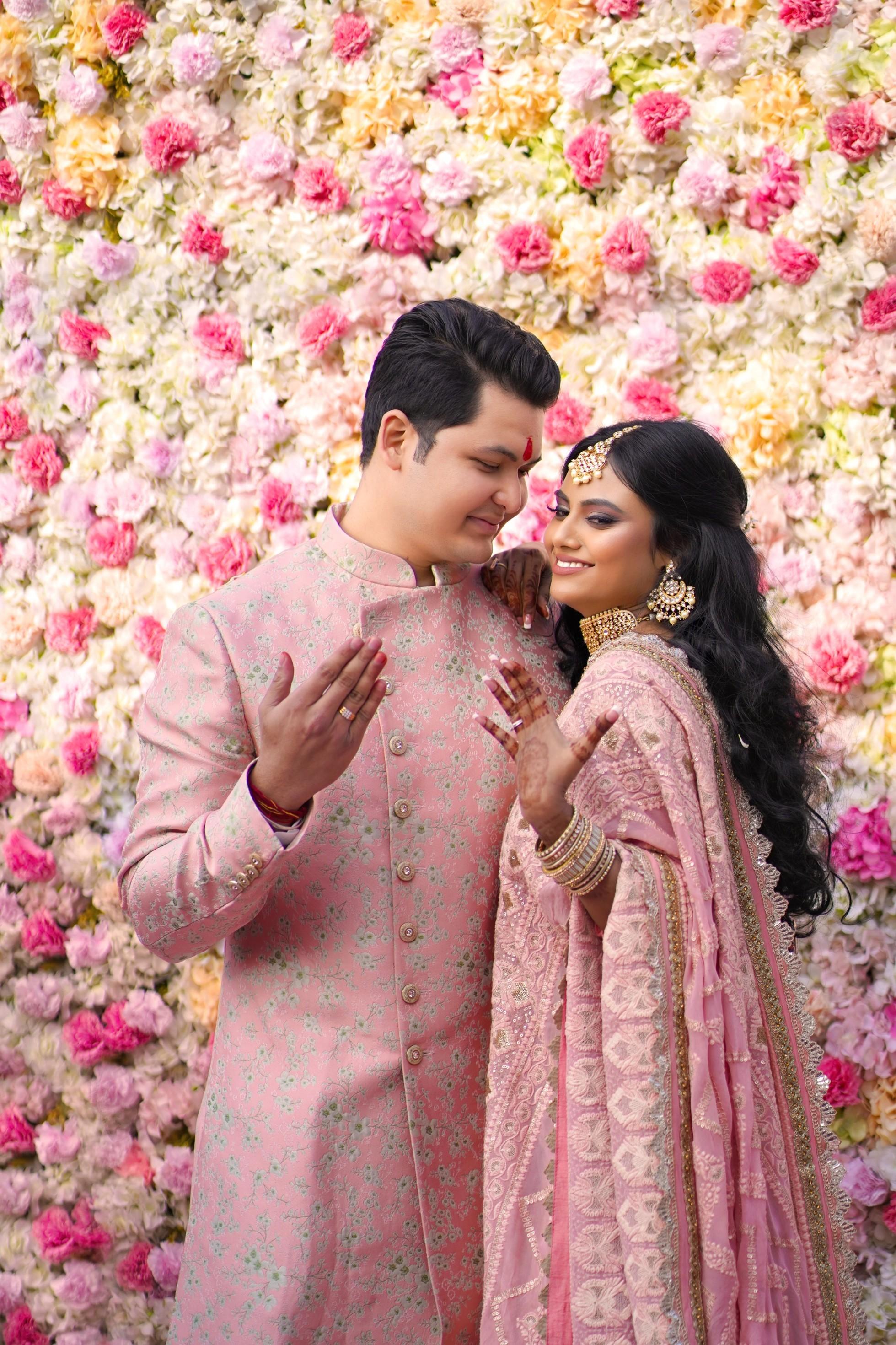 ranji and prashant engagement