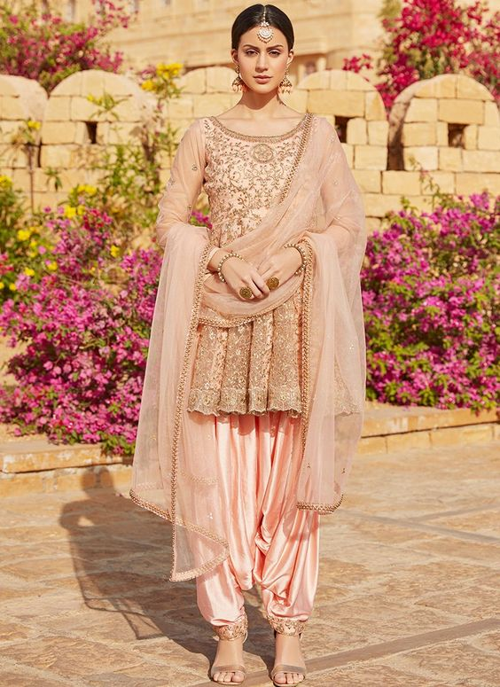 salwar suit set