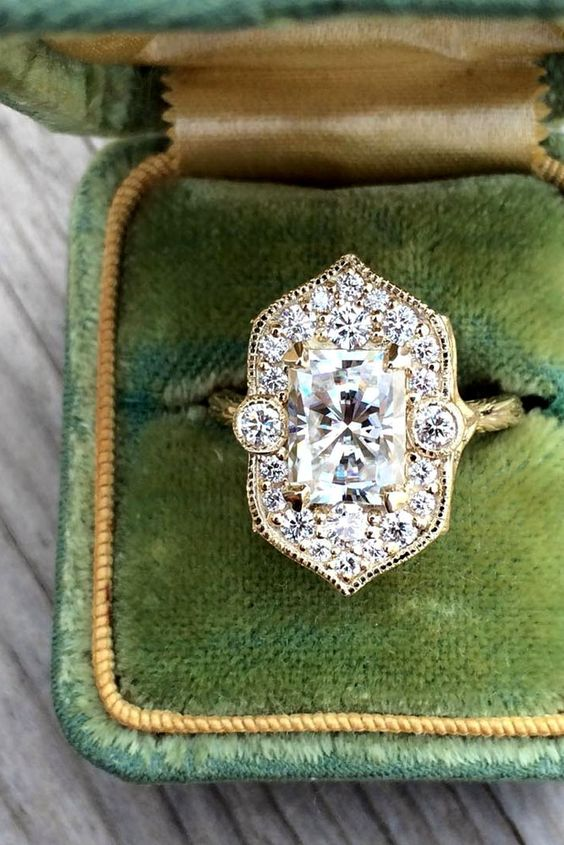 stunning ring design