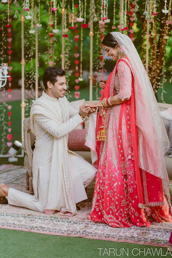 surbhi sethi wedding