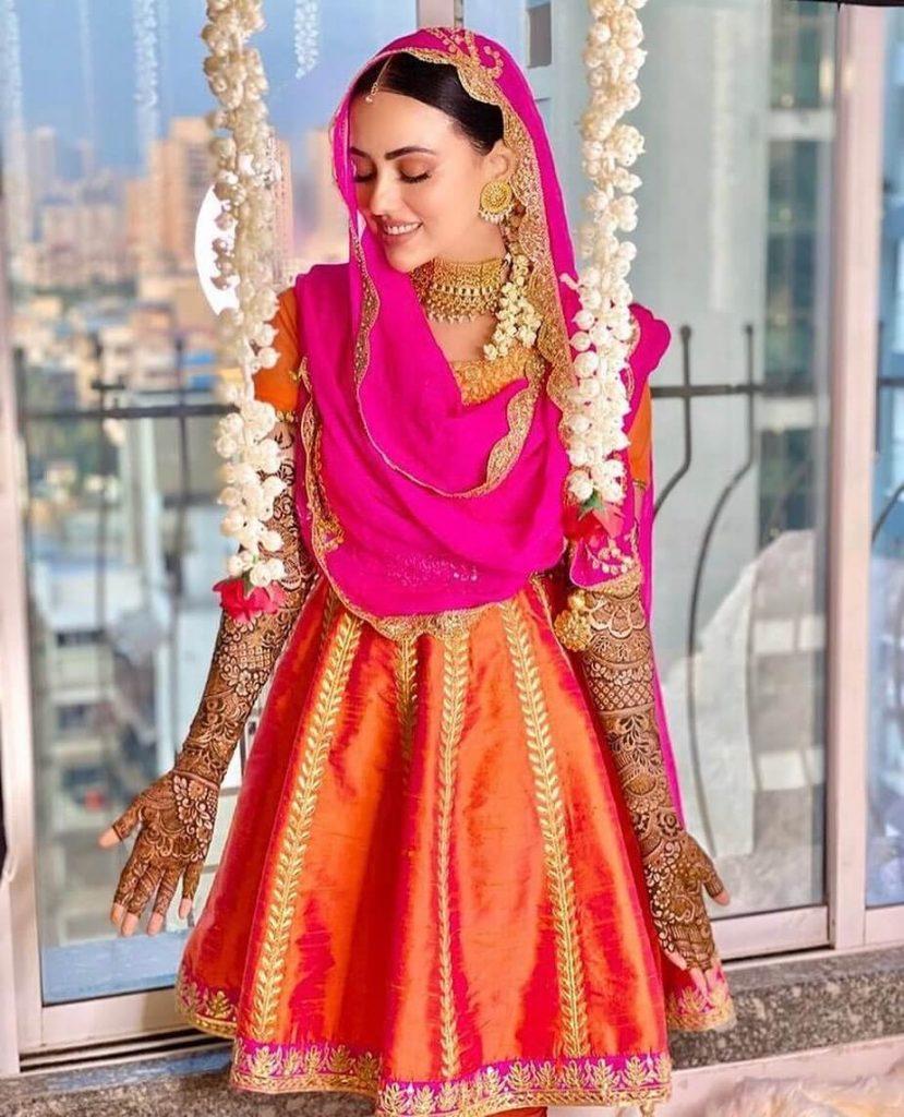 offbeat wedding colors