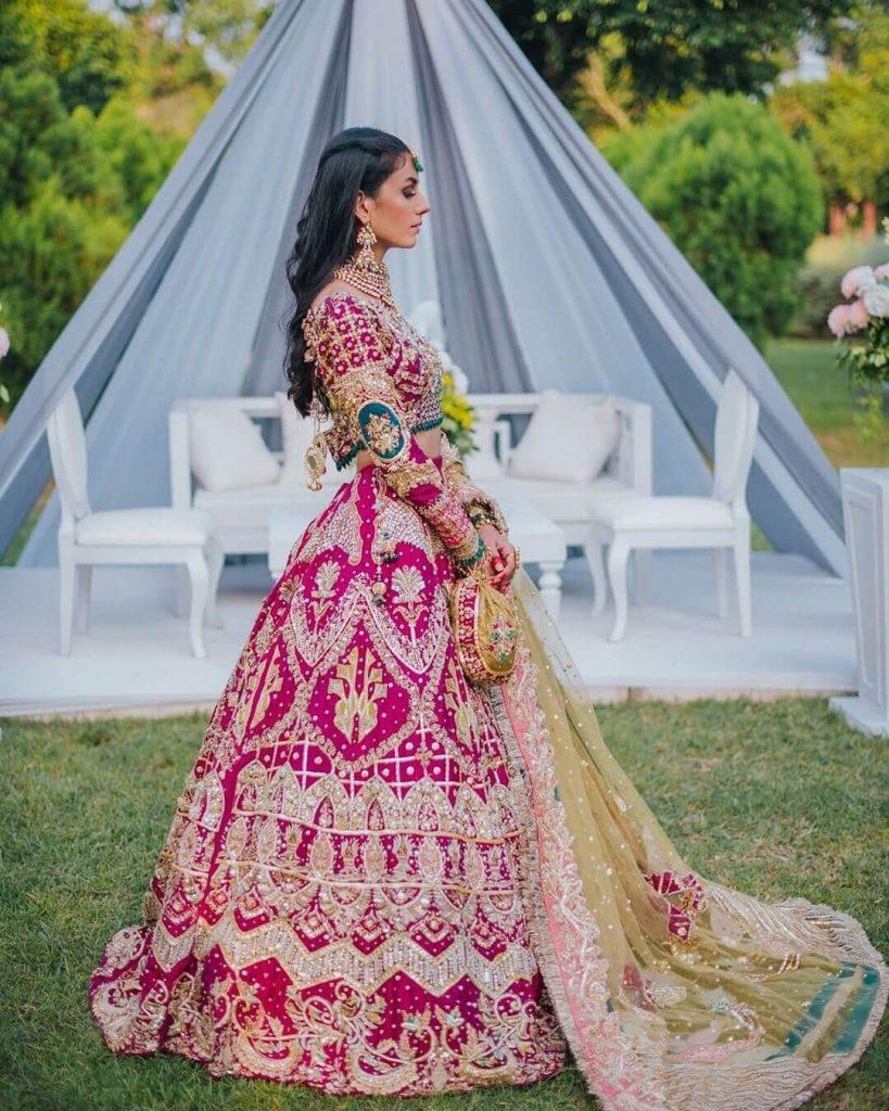 bridal lehenga ideas