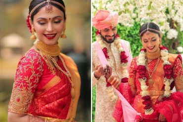 Everest Actress Shamata Anchan's wedding