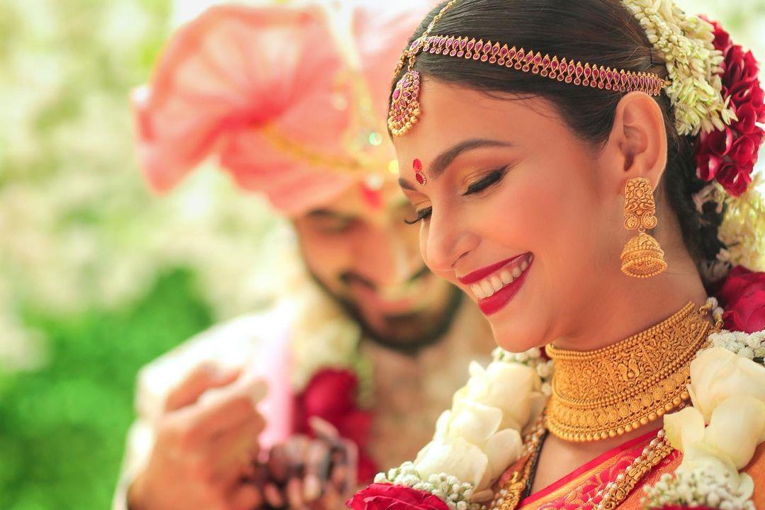 Everest actor Shamata Anchan wedding