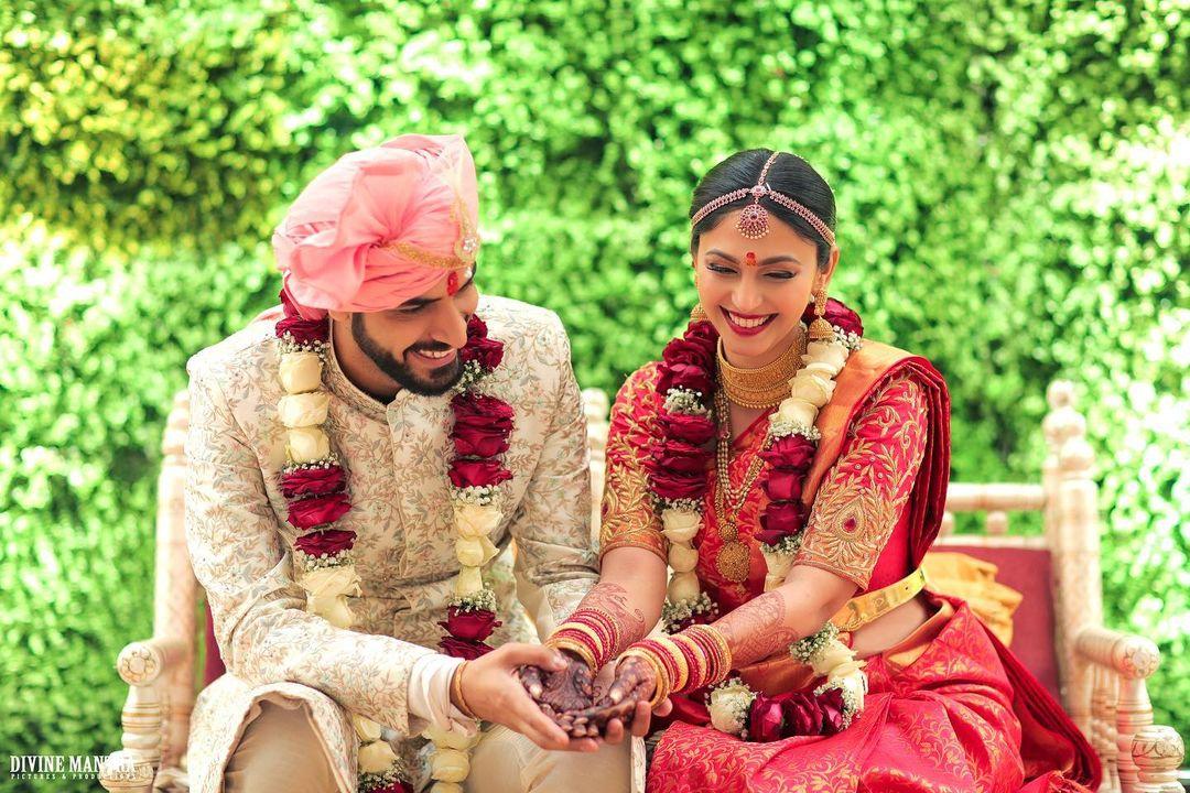 Gaurav Verma and Shamata Anchan