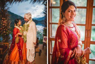 Hill Station Wedding in Uttarakhand