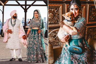 Intimate Gurudwara Wedding