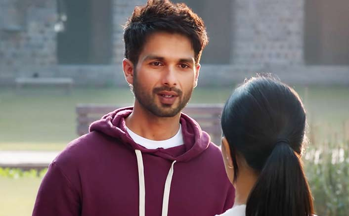Kabir Singh scene
