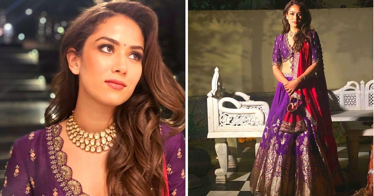Mira Kapoor's Bridesmaid Look (1)